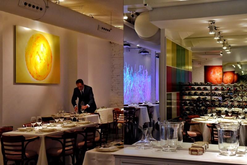 International Palate Trendy Restaurants In Barcelona