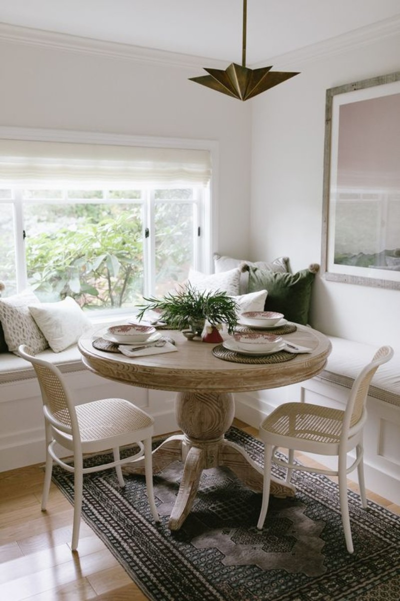 awesome breakfast nook furniture decorating ideas | 5 Breakfast Nook Interior Design Ideas Styled For The ...