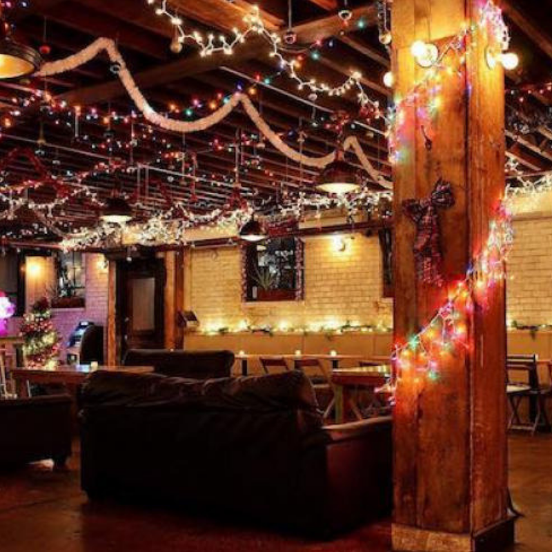 Christmas Themed Bars We Can't Resist This Winter!