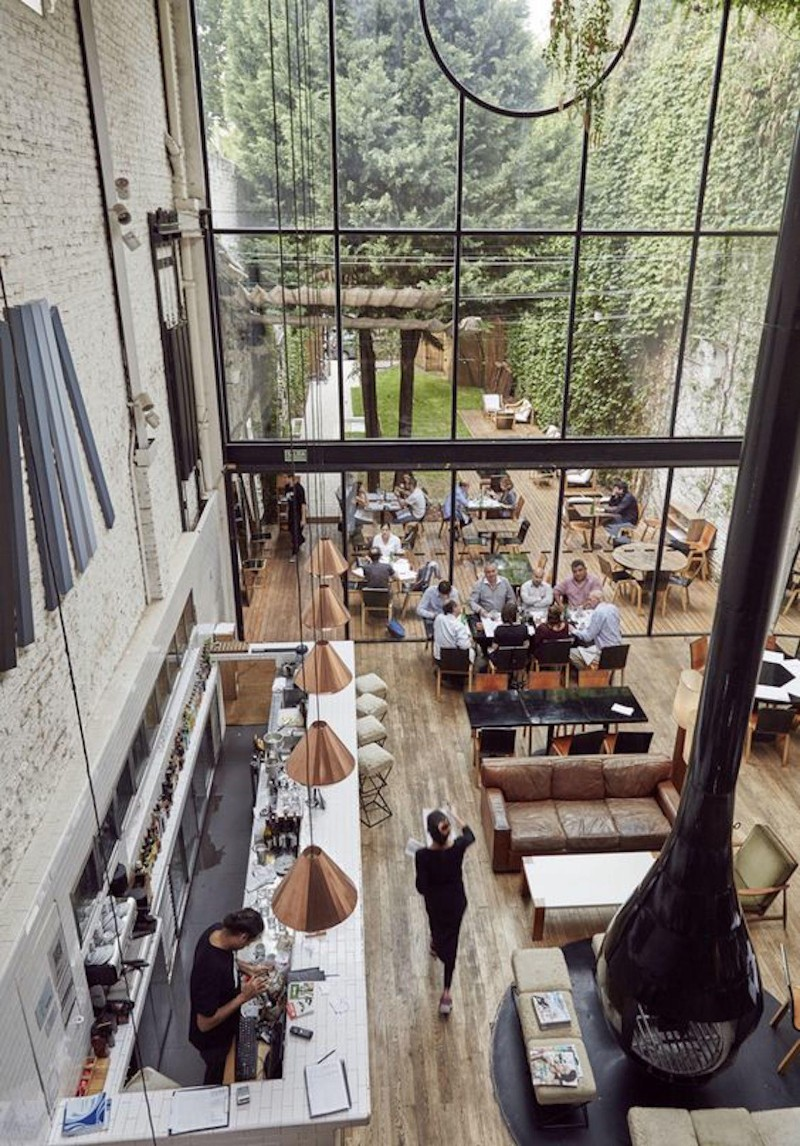 The Best Vintage Industrial Bar And Restaurant Design Ideas Bar Stools Furniture