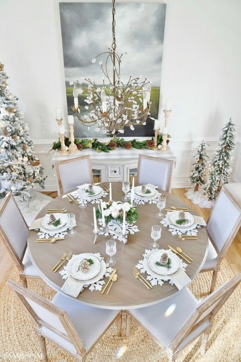 These Are The Christmas Dining Room Decor Ideas You Can't Miss!