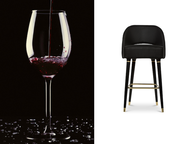 5 Leather Bar Stools That Will Turn Your Bar Decor Edgy