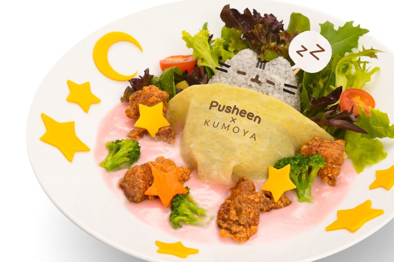 A Cat Lover's Dream The Incredible Pusheen Cafe In Singapore_4