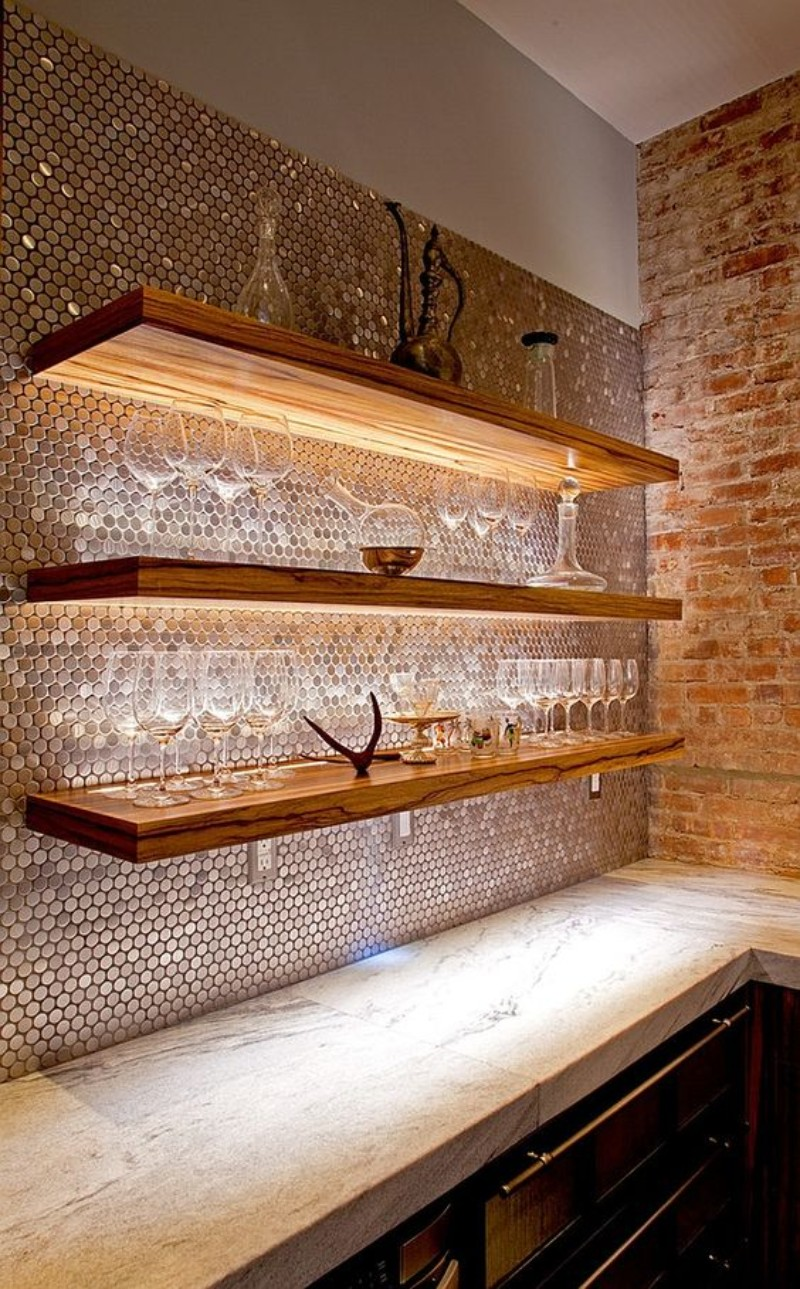 Basement Bar Inspiration For Your Man Cave Dreams