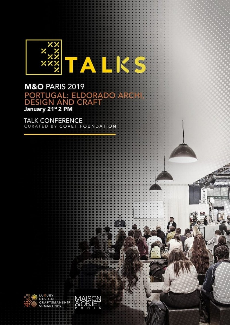 "Maison Et Objet ""The Talks"" Showing Portuguese Design & Craftsmanship"