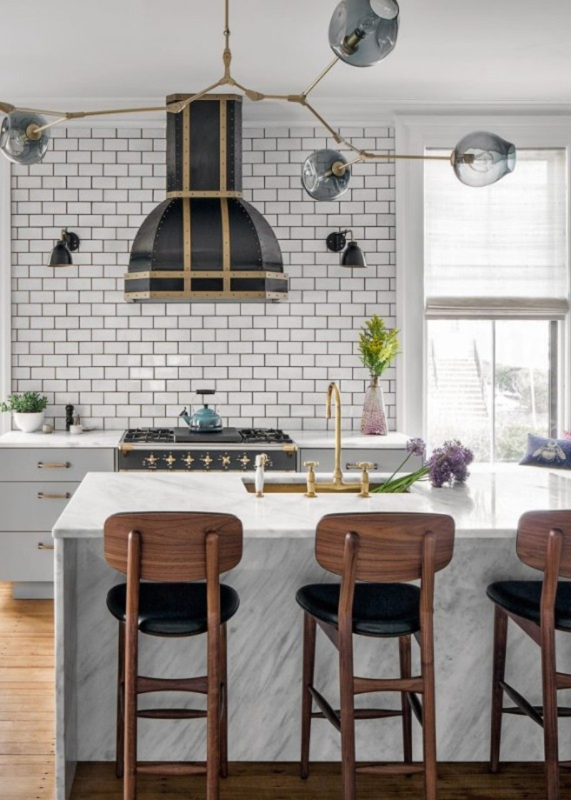 The Divisive Kitchen Trend That Won't Leave Us In 2019