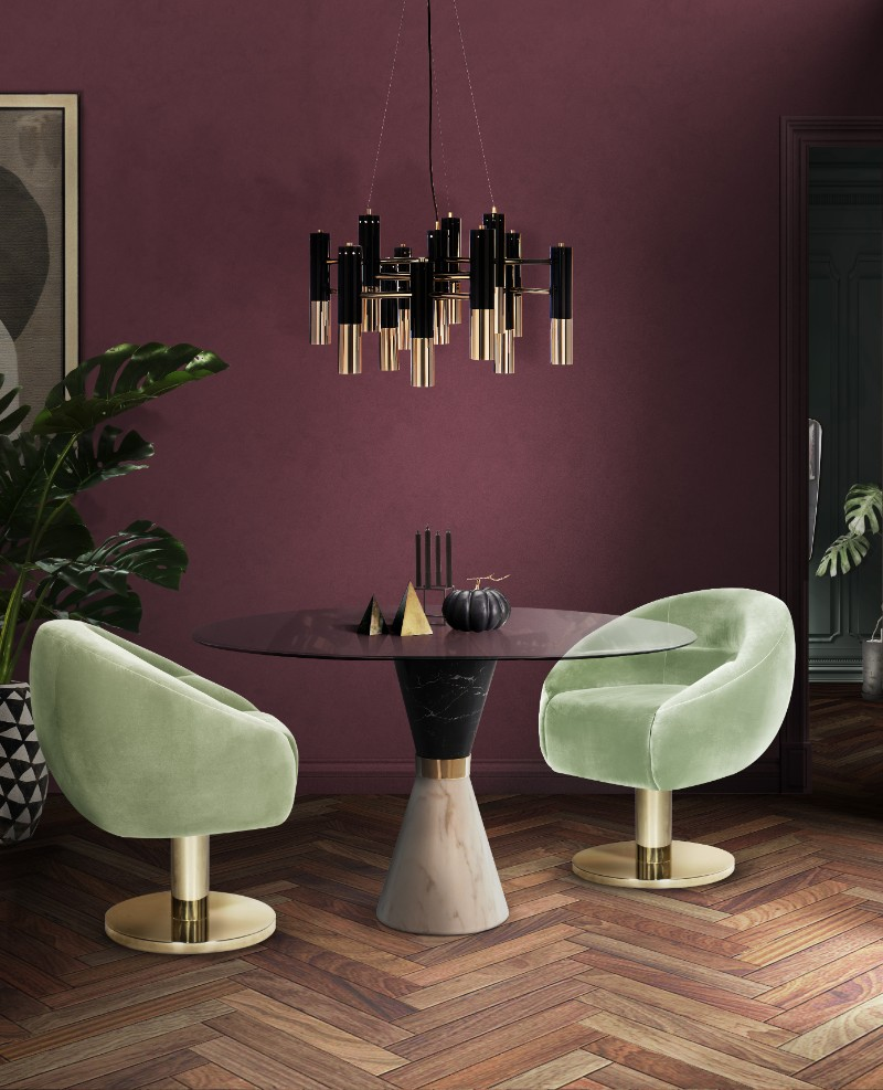 Modern Dining Room Chairs That Will Change Your Home Decor
