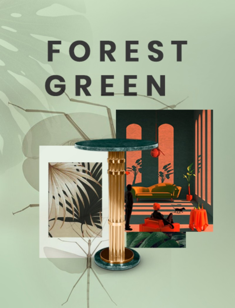 Moodboards Trends_ Green Forest Color Scheme_5