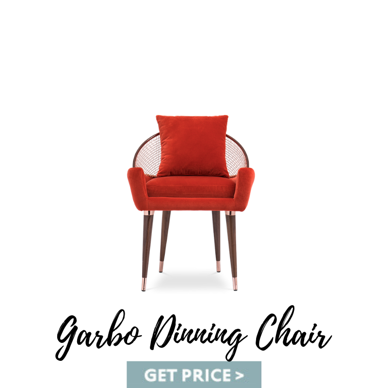 Garbo Dinning Chair