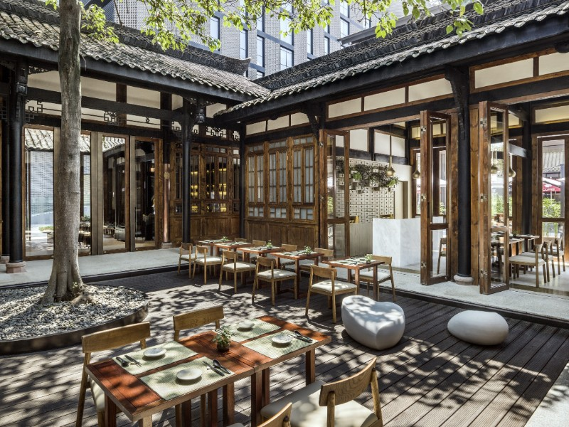 The Beautiful Temple House Restaurant Is A Dream Come True