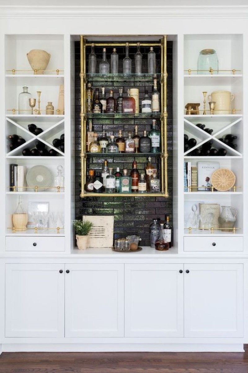 The Spring Bar Decor That Will Change Your Home This Season