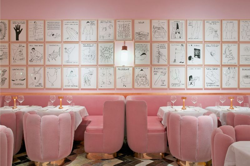 5 Retro Restaurants In London For All Design Lovers_01