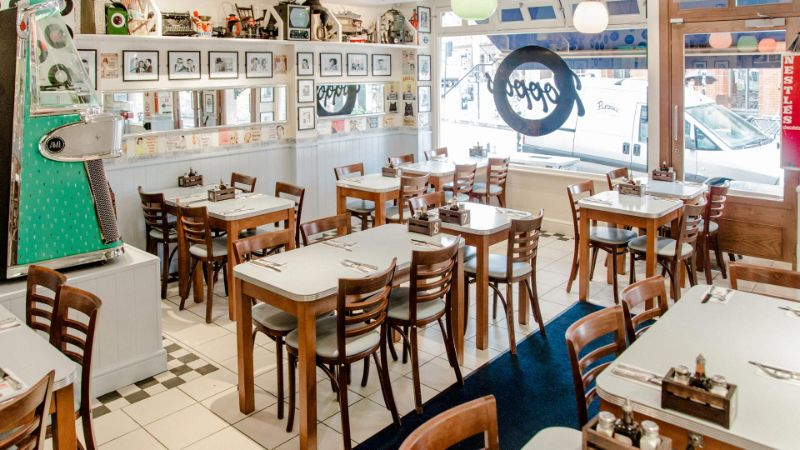 5 Retro Restaurants In London For All Design Lovers_02