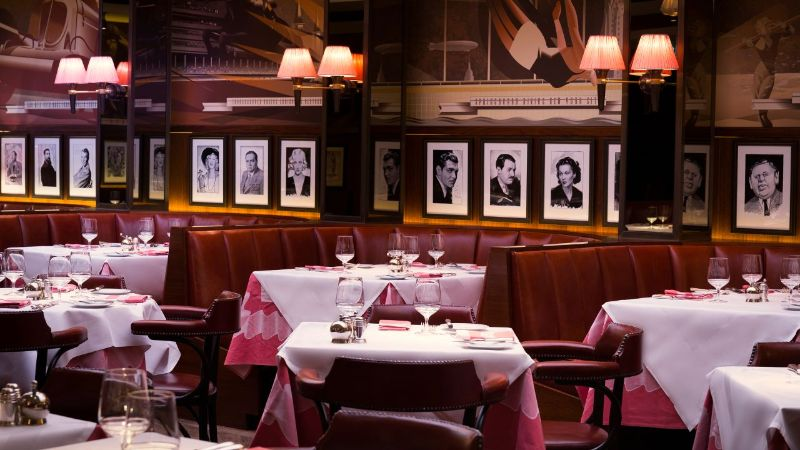 5 Retro Restaurants In London For All Design Lovers_05