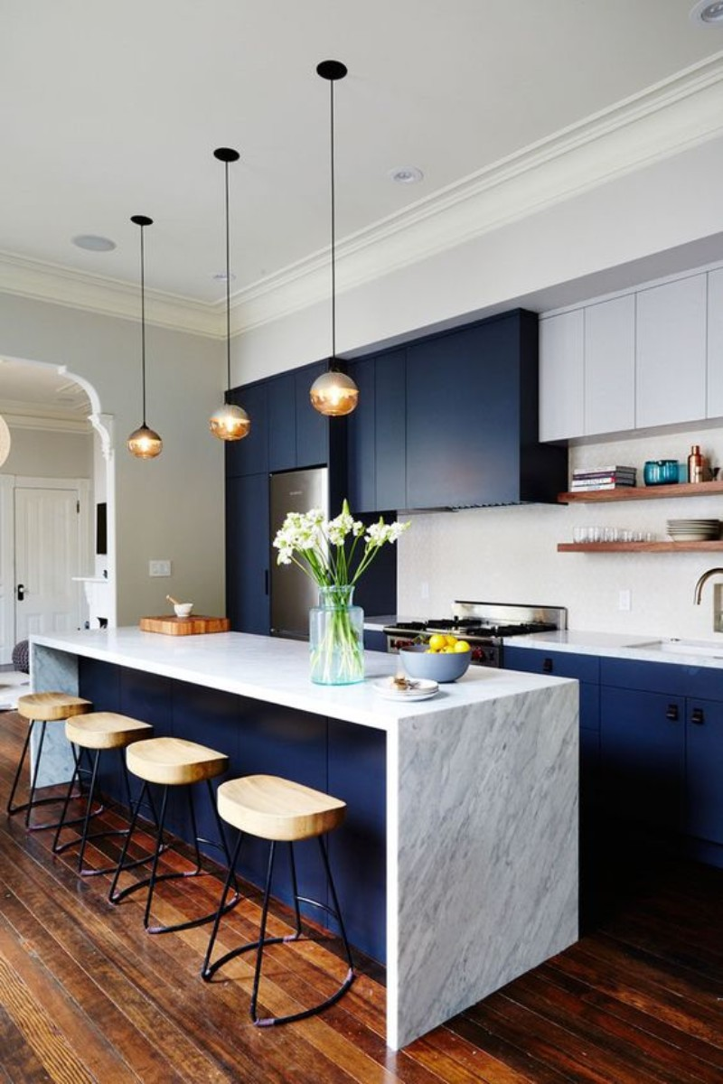 7 Cool Modern Kitchens You'll Want This Spring_3