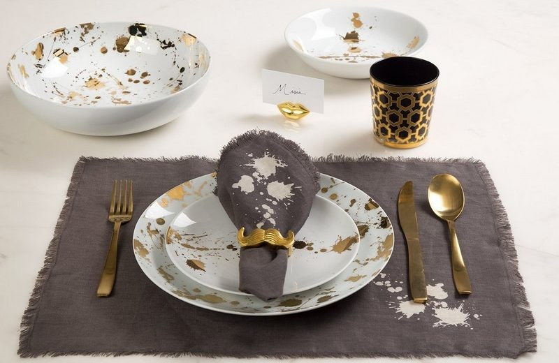 Jonathan Adler Presents A Trendy Dining Room Table Set For 2019_1