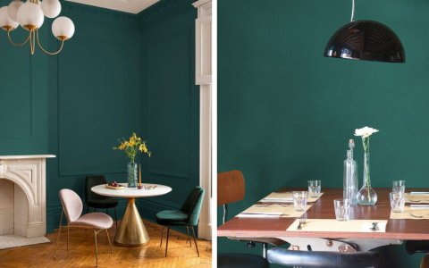 Night Watch Dining Rooms That Will Put You In A Spring Mood_feat