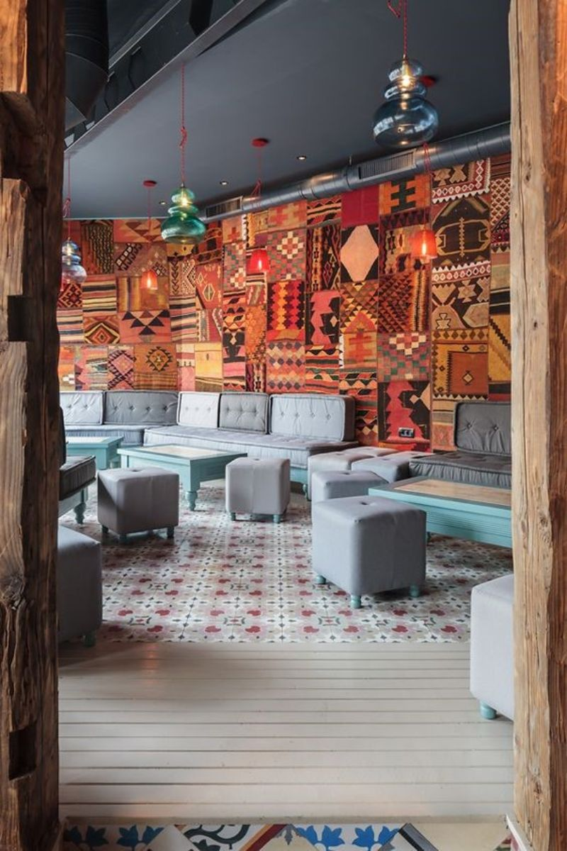 All The Boho Bar Decor Ideas In One Post!