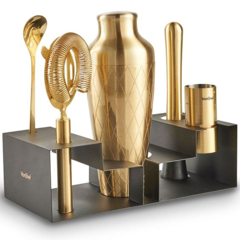 Bar Accessories That Will Give You An Intoxicating Summer Home Bar Design (1)