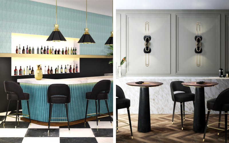Luxury Bar And Counter Stools For Any Ambitious Project_4