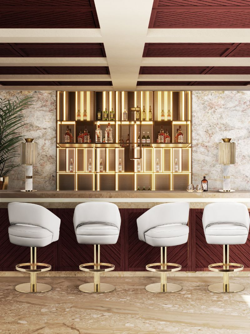 Luxury Bar And Counter Stools For Any Ambitious Project_5