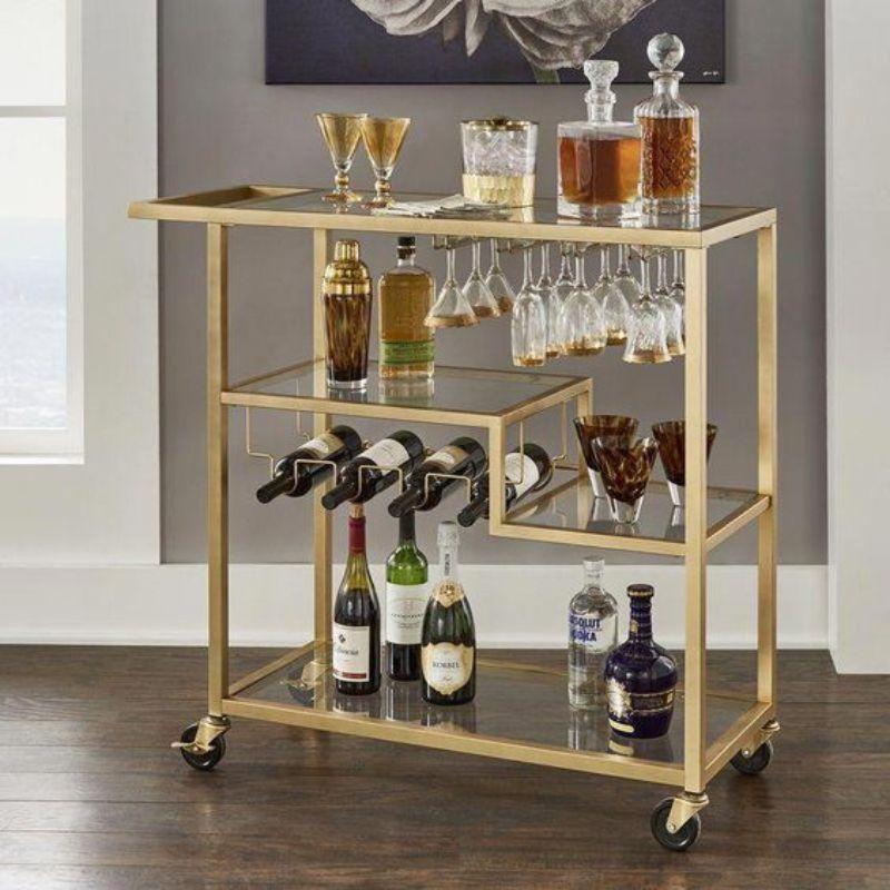 Our Pick Of Home Bar Decor & Furniture For The Summer (2)