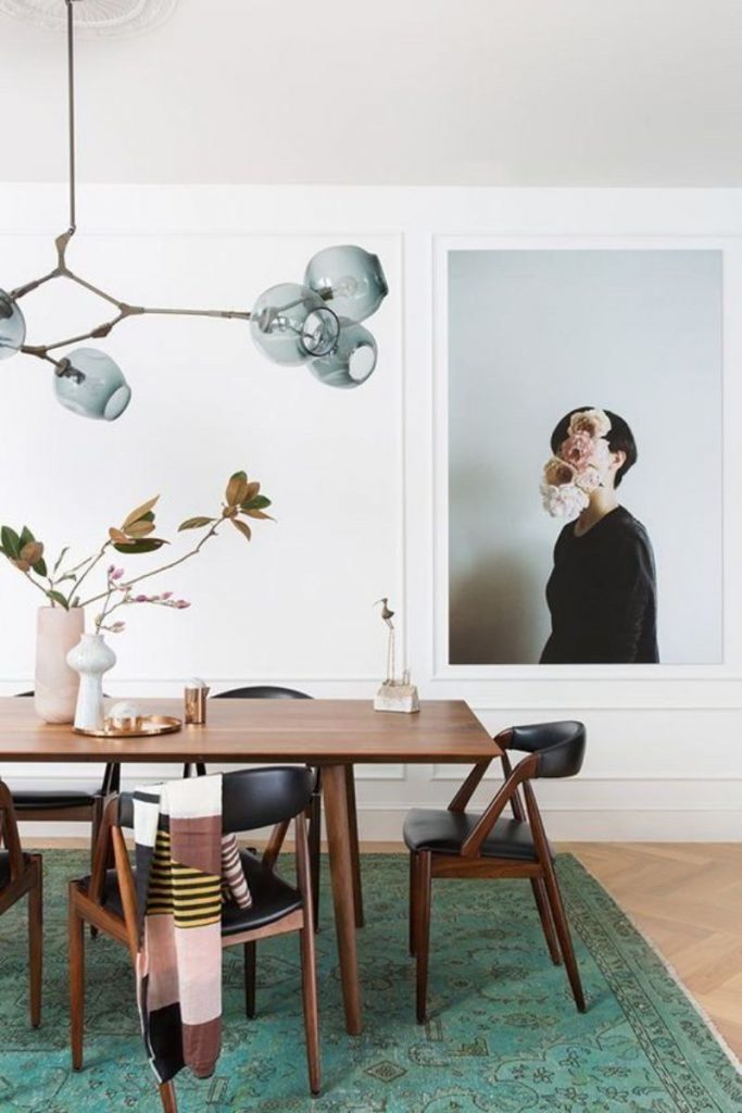 Scandinavian Design Dining Rooms That Will Inspire You In Its Wake!