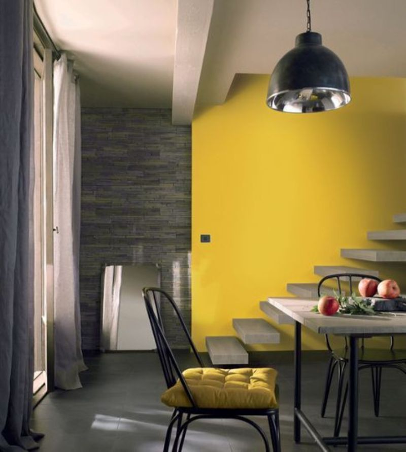 Yellow Dining Room Decor To Shine Bright In Your Home Décor (1)