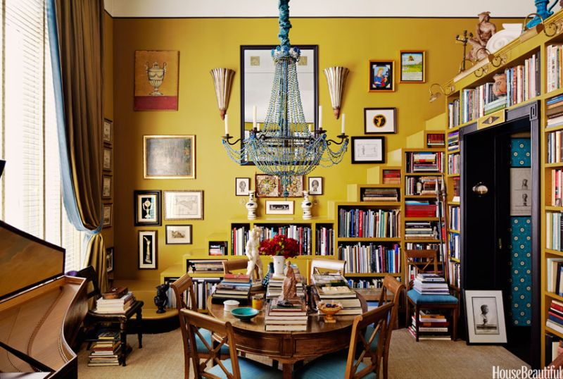 Yellow Dining Room Decor To Shine Bright In Your Home Décor (10)