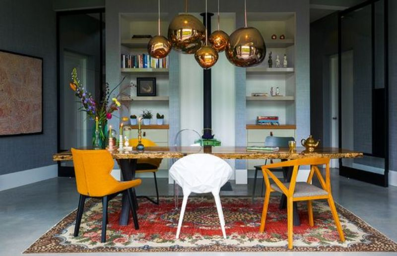 Yellow Dining Room Decor To Shine Bright In Your Home Décor (3)