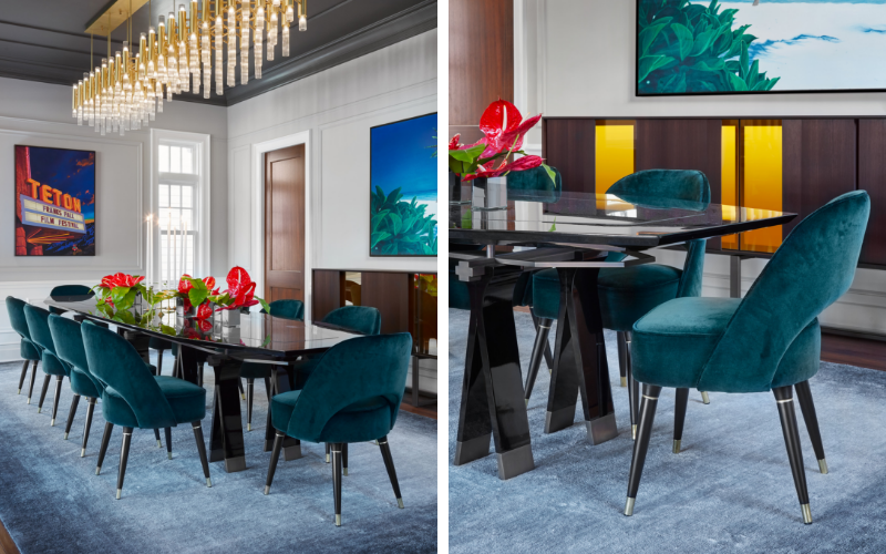 4 Mid-Century Modern Dining Sets You Should Get Now!_2