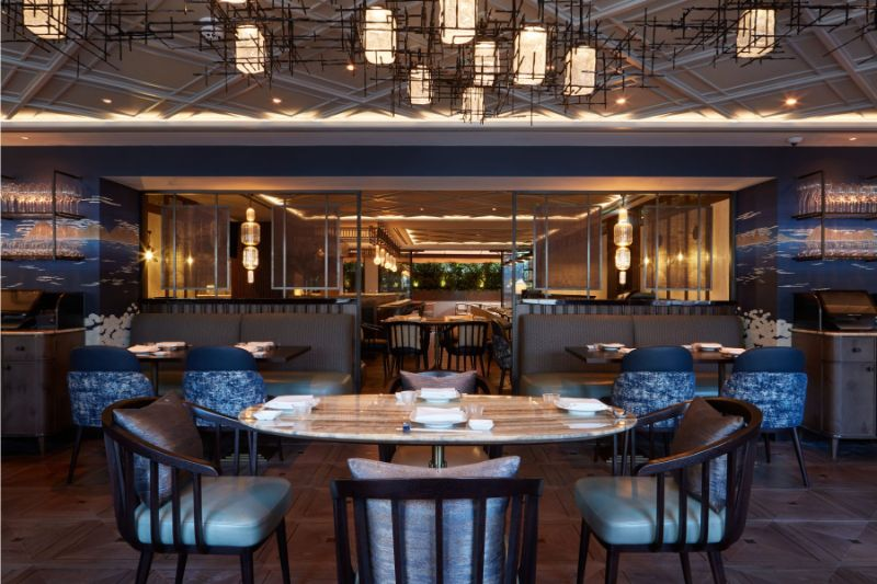 The Most Incredible Luxury Restaurants By Joyce Wang Studio_1 (1)