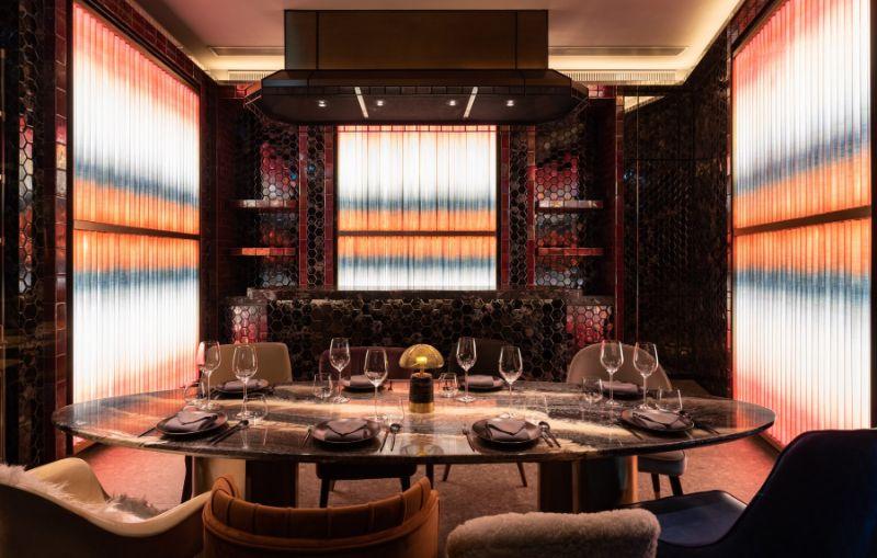 The Most Incredible Luxury Restaurants By Joyce Wang Studio_3 (1)
