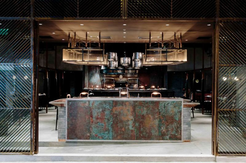 The Most Incredible Luxury Restaurants By Joyce Wang Studio_5 (1)
