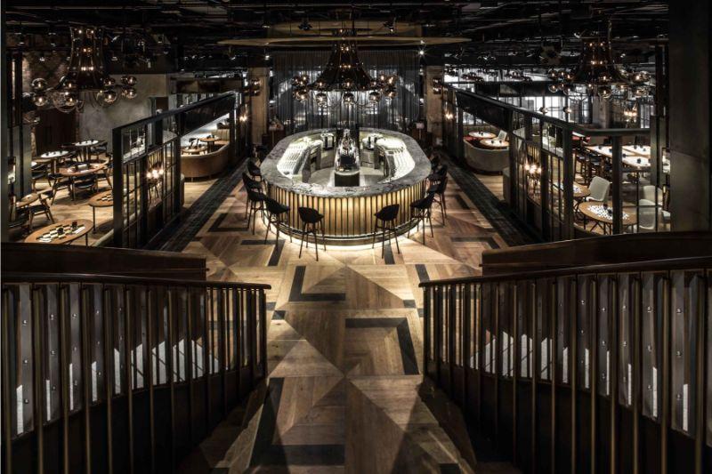 The Most Incredible Luxury Restaurants By Joyce Wang Studio_6 (1)