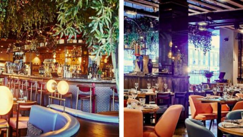 Top 10 Restaurant And Bar Design Award Entries In 20191
