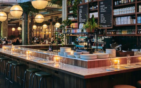 Top 10 Restaurant And Bar Design Award Entries In 2019
