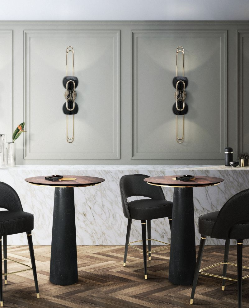 Mid-Century Revolution On Your Home Bar With Essential Home