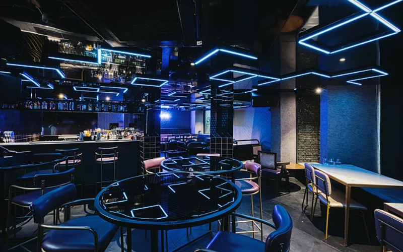 ColabCompany's Best Bar & Restaurant Design Projects_2