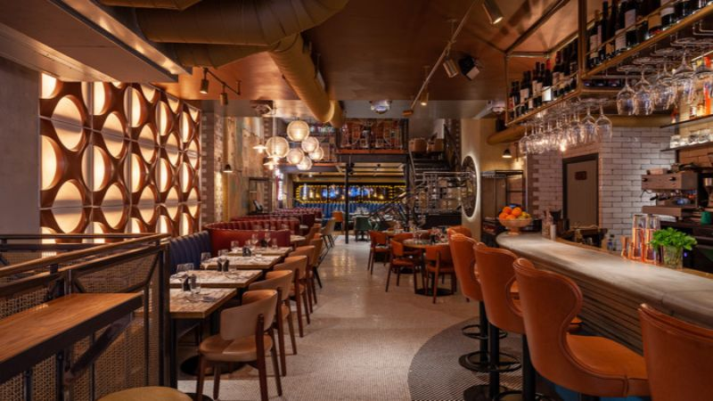 Restaurant & Bar Design Awards 5 Modern Restaurants In London_1 (1)