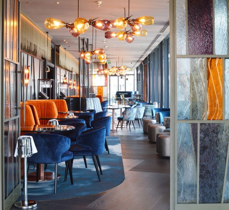 Restaurant & Bar Design Awards 5 Modern Restaurants In London_2 (1)