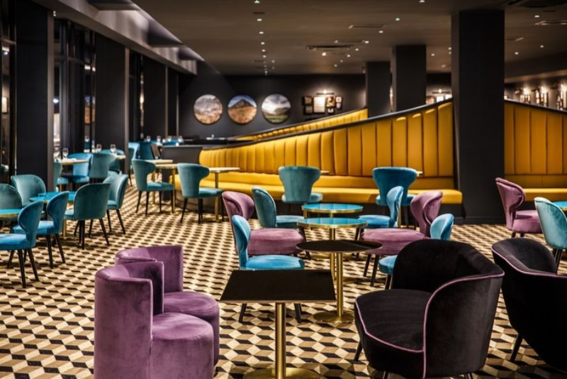 Restaurant & Bar Design Awards 5 Modern Restaurants In London_3 (1)