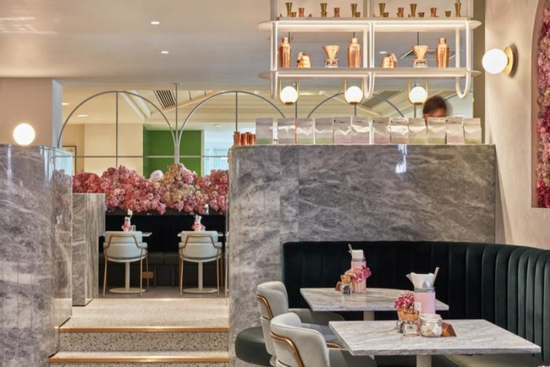 Restaurant & Bar Design Awards 5 Modern Restaurants In London_5 (1)