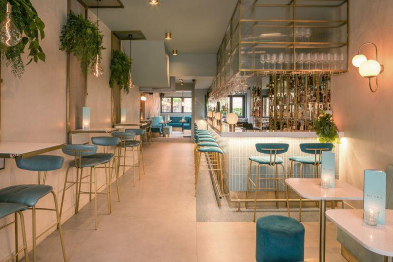 Restaurant & Bar Design Awards Head+Tails Bar In London4