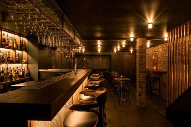 Restaurant & Bar Design Awards Head+Tails Bar In London