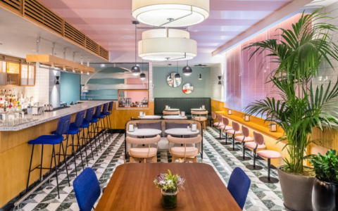 Restaurant & Bar Design Awards_ 5 Modern Restaurants In London_feat