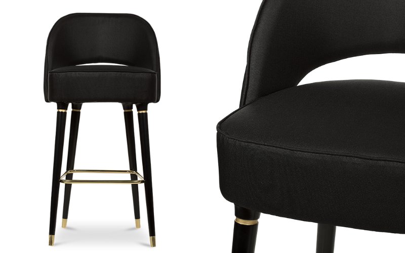 The Iconic Modern Bar Chair You Need & How To Style It_2