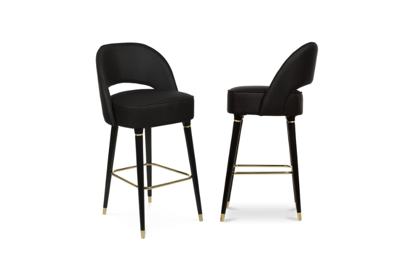 The Iconic Modern Bar Chair You Need & How To Style It_feat