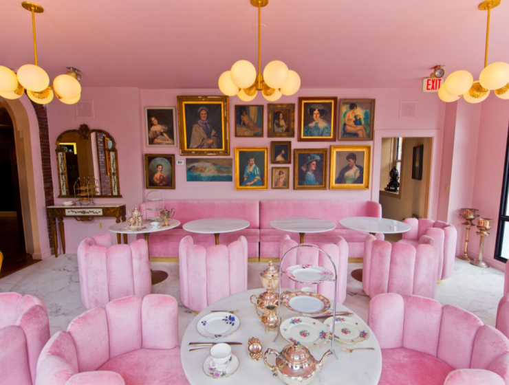Pretty In Pink: The Pink Restaurants That Will Have You Swooning_1