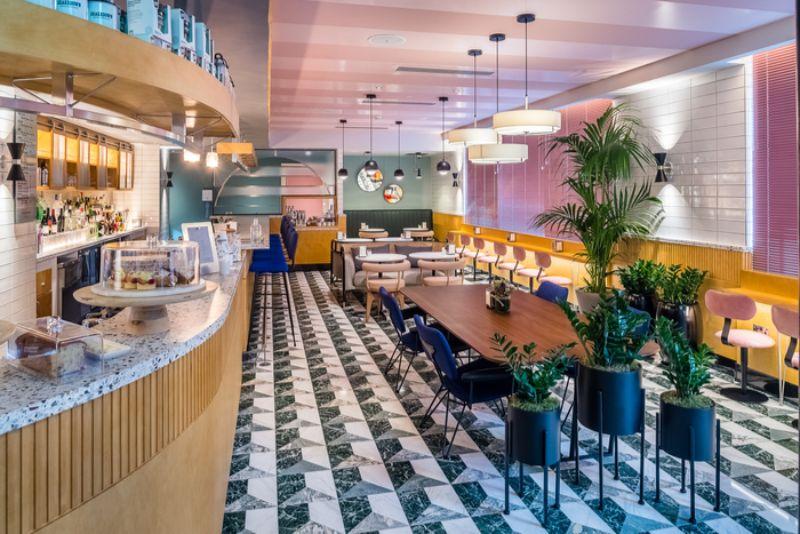 London Restaurants For The Design Savvy